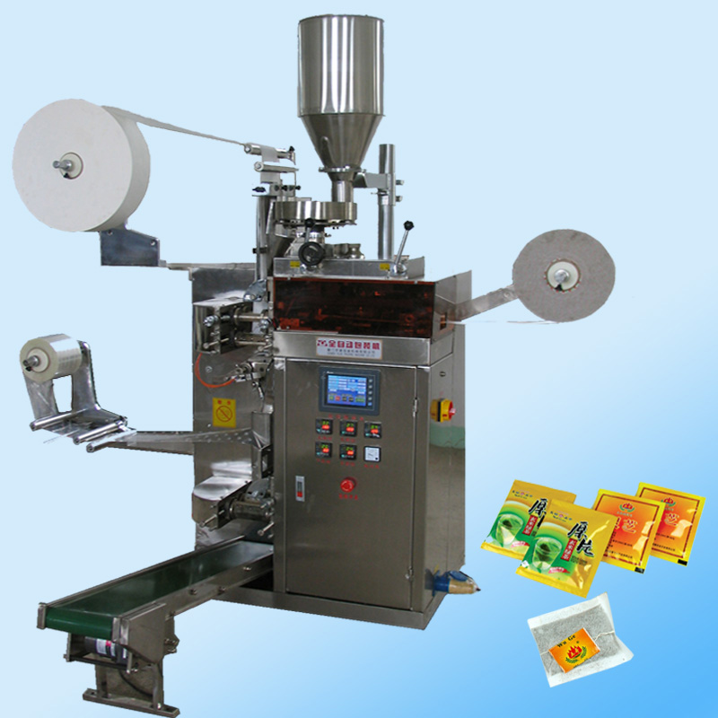 tea bag inner and outer bag packing machine(YD-18II)
