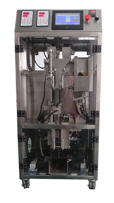 YD-188 Hanging ear coffee packing machine with inner and outer package