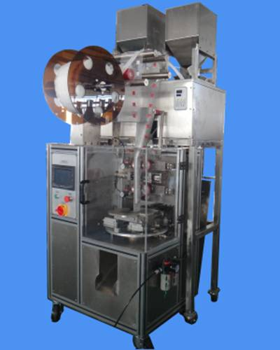 YD-SJB Nylon pyramid tea bag packing machine