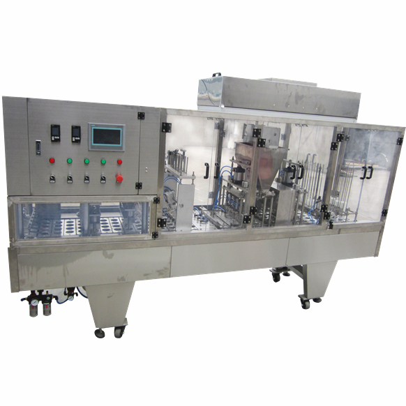 1000ml paste filling machine for peanut butter,with big mixer hopper
