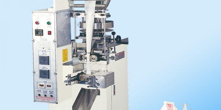Semi-automatic Lipton Tea Packing Machine