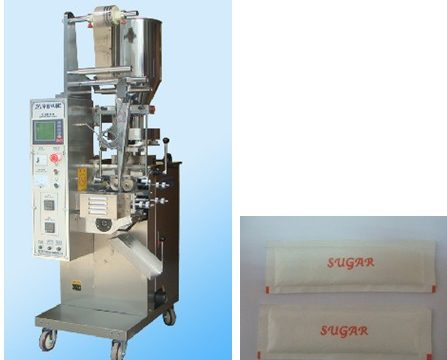 small bag  powder filling and packing machine