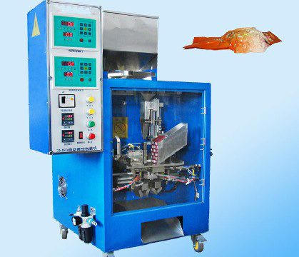 tea vacunm packing machine