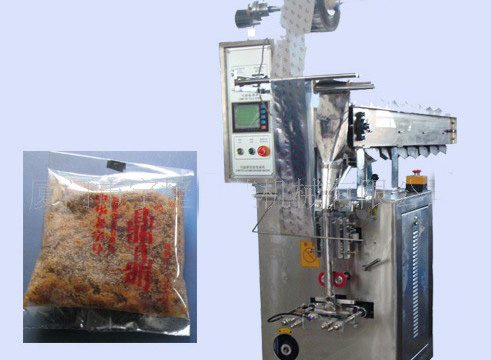semi-automatic candy  packing machine