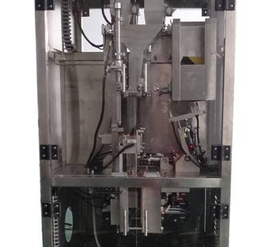 Hanging ear coffee packing machine with inner and outer package