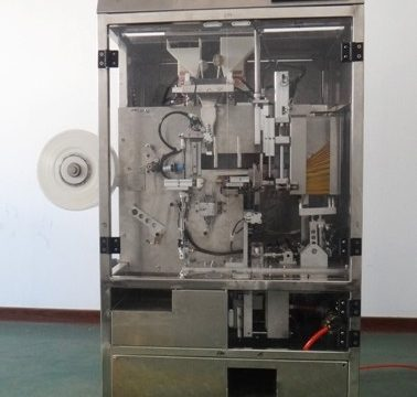 Inner and outer vacuum packing machine