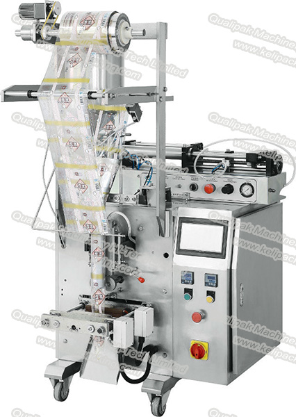 QP-160B Chain bucket system packing machine