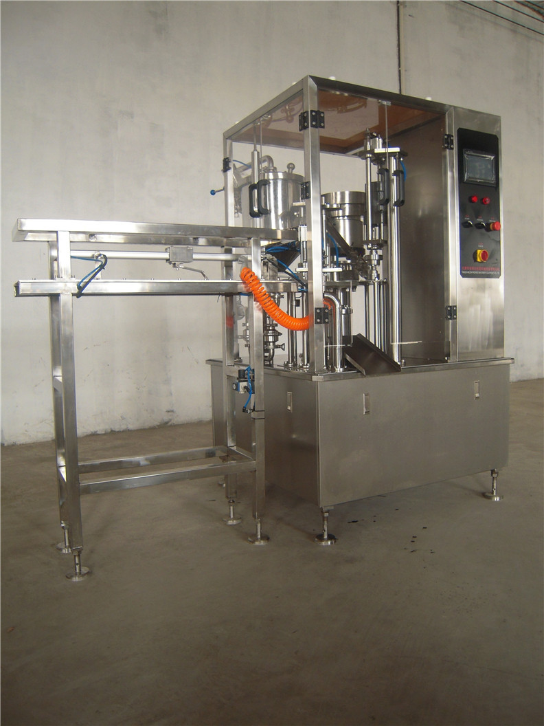 QP-1000 Spout bag filling machine