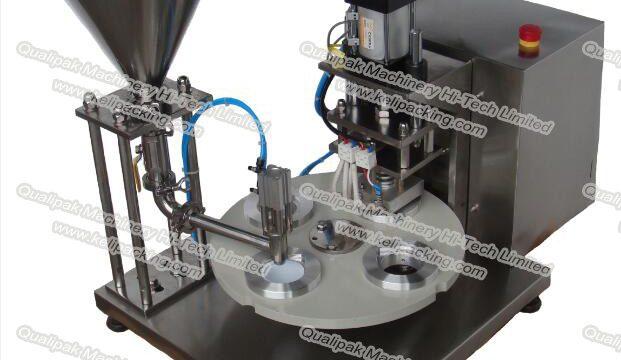 QP-CA Semi auto capsule machine
