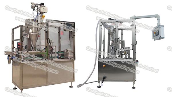 QP-CI Rotary Capsule Machine