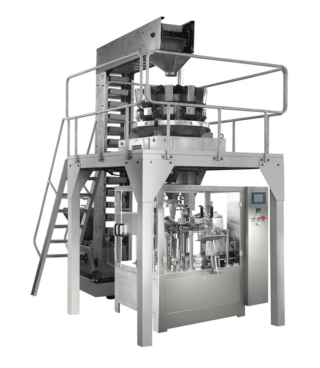 Solid Weigh-Fill-Seal Production Line R68G