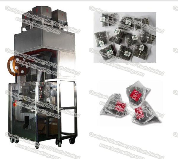 QP-PY02 Pyramid tea packing machine