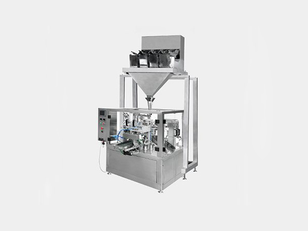 Granule Weigh-Fill-Seal Production Line R68K