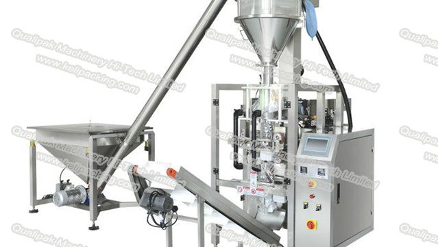QP-420 520 720DZ Vertical Powder Packing Machine