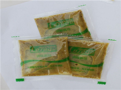 high quality powder pouch filling and sealing machine