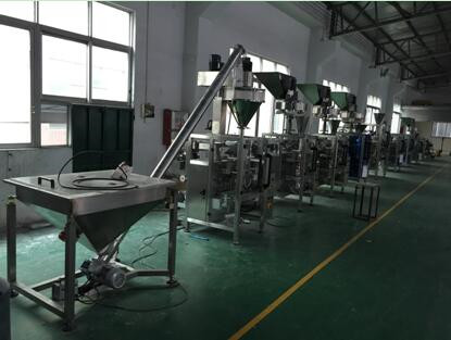 CE Approved Small Food Powder Packaging Machine for Stand-up Pouch