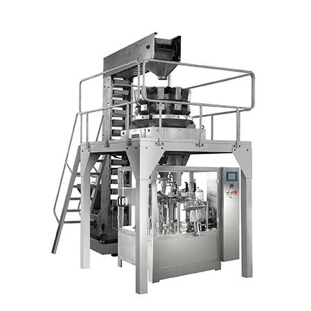Packaging machine Salt powder spice bottle filling machine