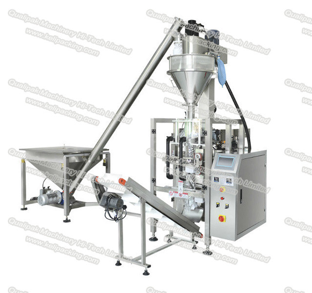 small automatic vertical dry yeast packing machine for four side seals sachet
