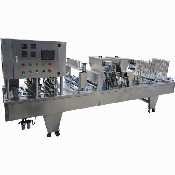 Seal Or Stand Up Sachet/ Pouch/ Bag Packaging Machine