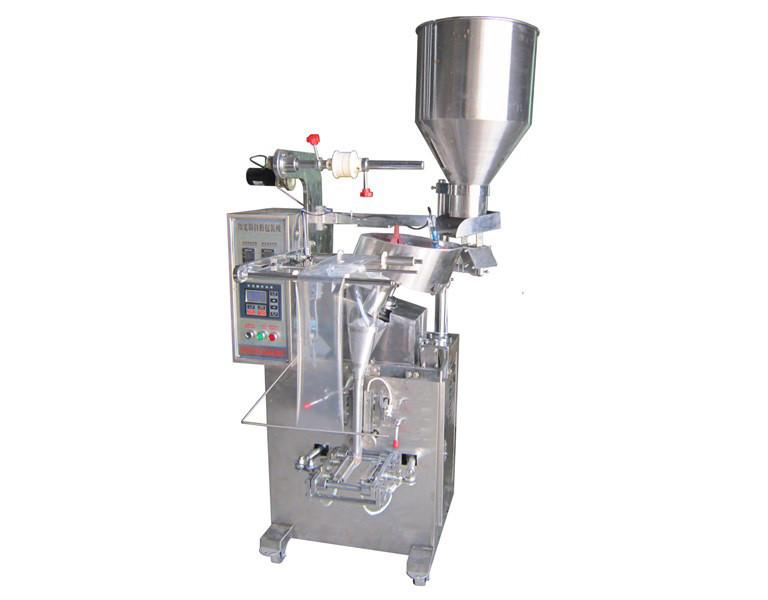 XY model sachet filling machine