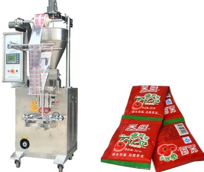 Hot High Quality Low Price Automatic granule vertical packing machine tea powder bag packing machine For Sale