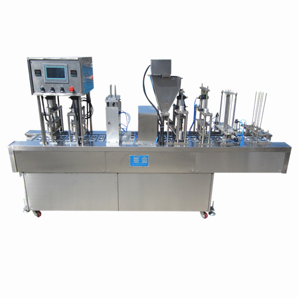 high quality ultrasonic plastic tube filling sealing machine for cosmetic tubes