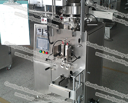 Prune Juice preformed bag or special shaped pouch filling and sealing machines