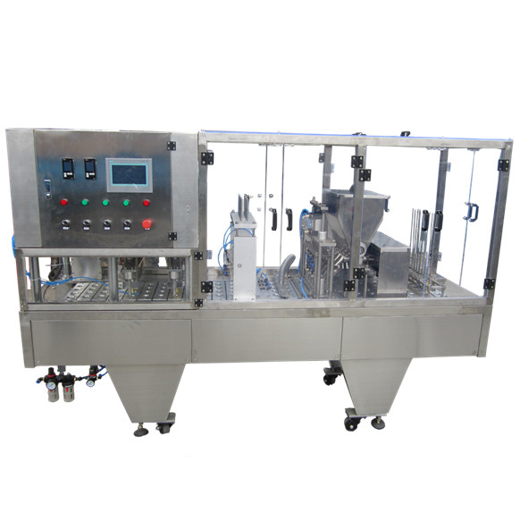 Auger type Powder Filling Machine with free stand ,VFFS Filling Head, Packing Machine