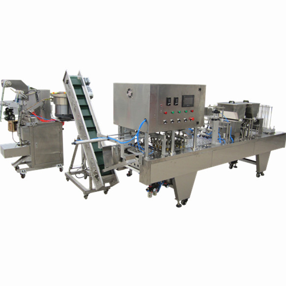 High Quality Nuts Candy Packing Machine
