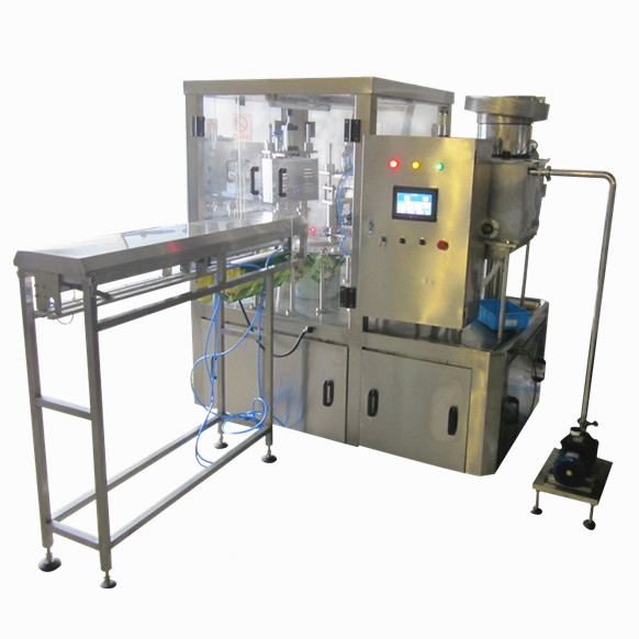 G1WG vials paste/liquid piston filling machine for 300ml bottle and jar