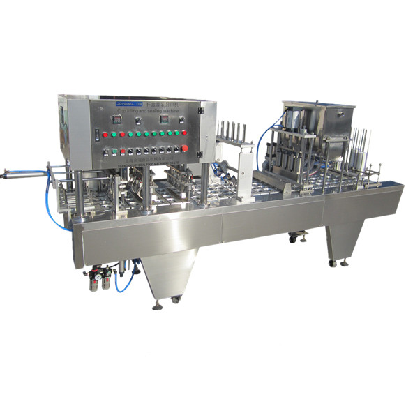 china manufacture small powder filling machine with high efficiency