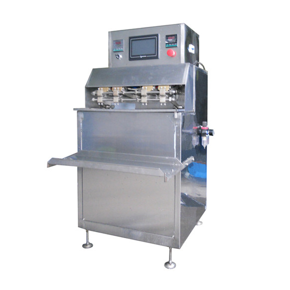 Good quality energy-saving semiautomatic aerosol filling machine