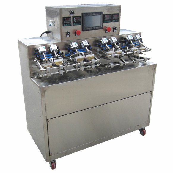 China Big Factory Good Price Automatic Gum Folding And Stick Vertical Packaging Machine