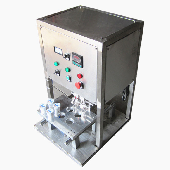 Professional supplier manual plastic tube filling and sealing machine